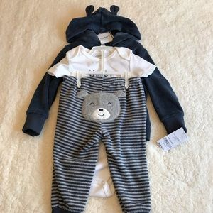 Boys 12m Carter's outfit